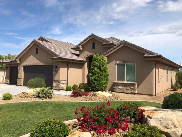 922 W 4050 S, St George, UT 84790 (MLS #19-203647) :: Diamond Group