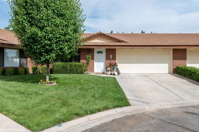 701 E 900 S #22, St George, UT 84790 (MLS #19-203755) :: Red Stone Realty Team