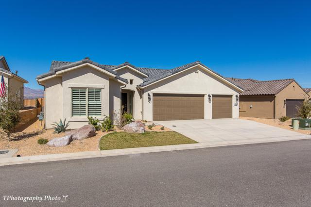 4168 S Painted Finch Dr, St George, UT 84790 (MLS #19-203776) :: Red Stone Realty Team