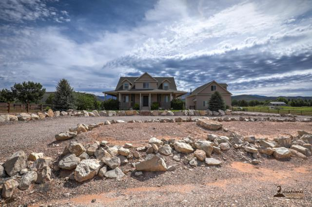 1424 N Canyon Trail Dr, Dammeron Valley, UT 84783 (MLS #19-203801) :: Red Stone Realty Team