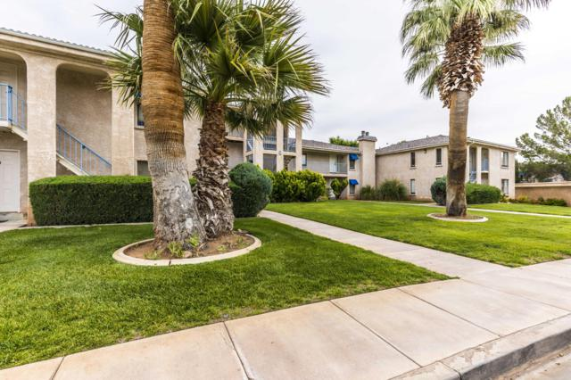 860 S Village Rd #Q-7, St George, UT 84770 (MLS #19-203802) :: The Real Estate Collective
