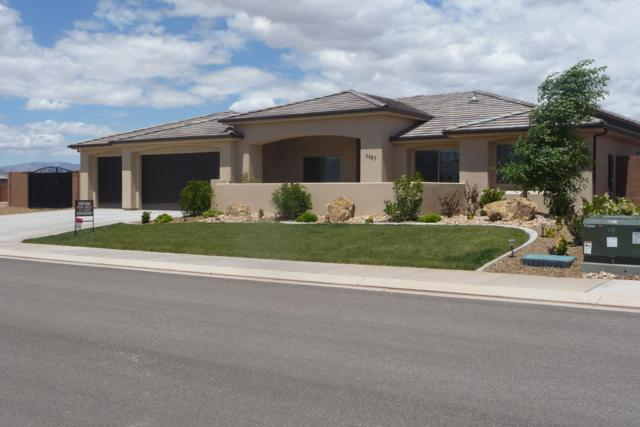 3467 Blackbrush Dr, St George, UT 84790 (MLS #19-203893) :: Remax First Realty