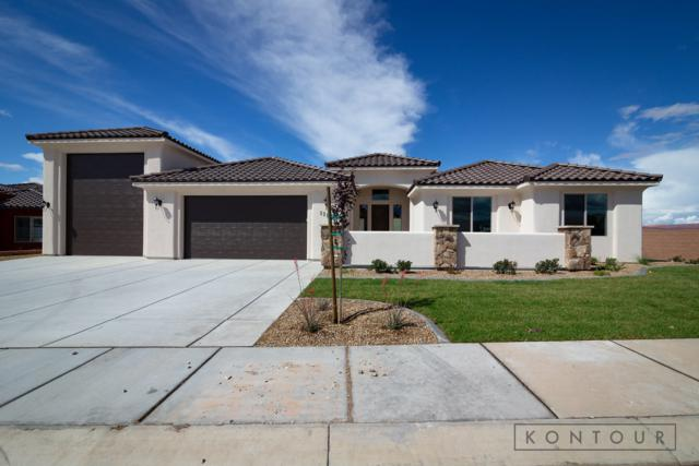 3385 E Barrel Roll Dr, St George, UT 84790 (MLS #19-203897) :: Diamond Group