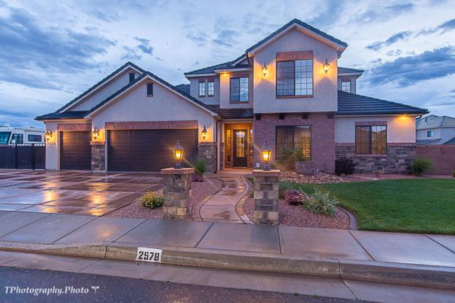 2578 S 3160 E, St George, UT 84790 (MLS #19-203931) :: Diamond Group