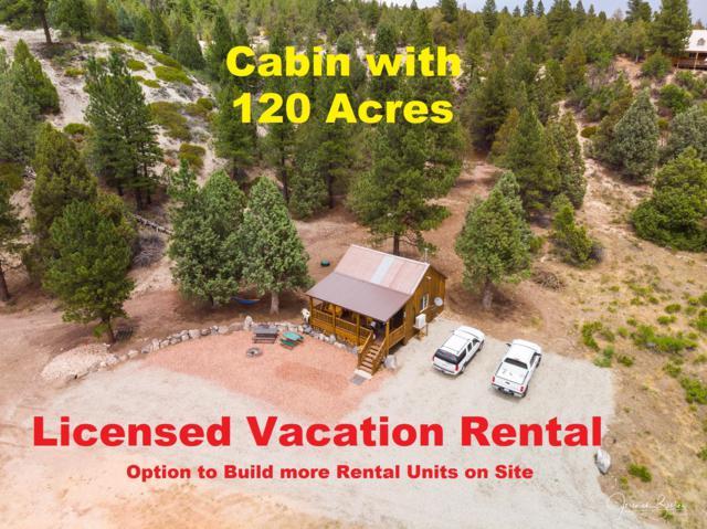 2130 N El Dorado (Cedar Mountain) Trail #1, Duck Creek, UT 84762 (MLS #19-203964) :: Remax First Realty
