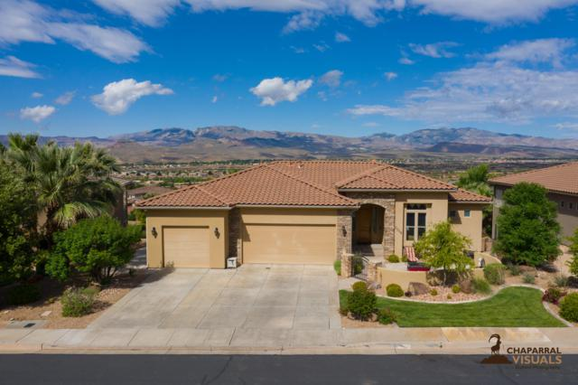 2259 N Cascade Canyon Dr, St George, UT 84770 (MLS #19-204010) :: Red Stone Realty Team