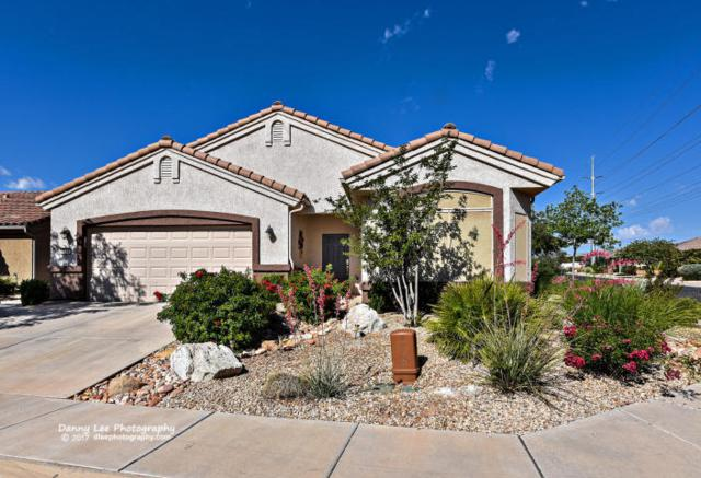 4156 S Airy Hill Dr, St George, UT 84790 (MLS #19-204024) :: Remax First Realty
