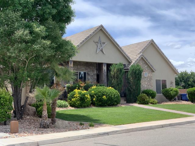 1972 Rustic Dr, St George, UT 84790 (MLS #19-204064) :: Diamond Group