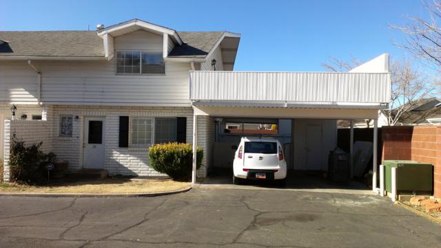 781 N Valley View #22, St George, UT 84770 (MLS #19-204226) :: Diamond Group