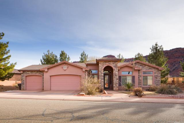 347 W Los Barancos Ln, Kanab, UT 84741 (MLS #19-204230) :: Remax First Realty