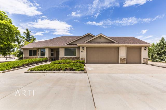 857 N Old Farms Rd, Dammeron Valley, UT 84783 (MLS #19-204241) :: The Real Estate Collective