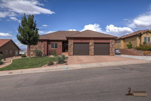 1593 S Scenic Sunrise Dr, Washington, UT 84780 (MLS #19-204247) :: The Real Estate Collective