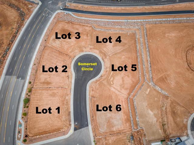 Somerset Cir Lot 4, Washington, UT 84780 (MLS #19-204354) :: The Real Estate Collective