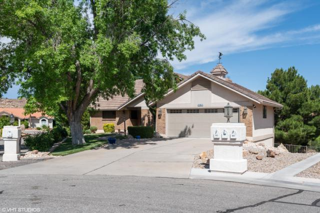 1180 E Sherman Circle, St George, UT 84790 (MLS #19-204362) :: Remax First Realty