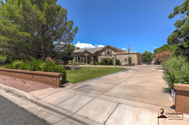 3410 Sugar Leo Rd, St George, UT 84790 (MLS #19-204367) :: Team SURGE @ KW St. George
