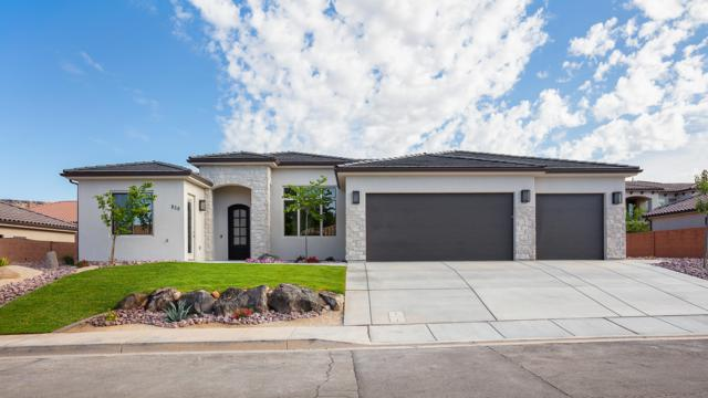850 W Wiltshire, Washington, UT 84780 (MLS #19-204398) :: The Real Estate Collective
