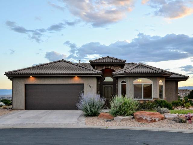 481 W Omni Ln, Washington, UT 84780 (MLS #19-204400) :: The Real Estate Collective