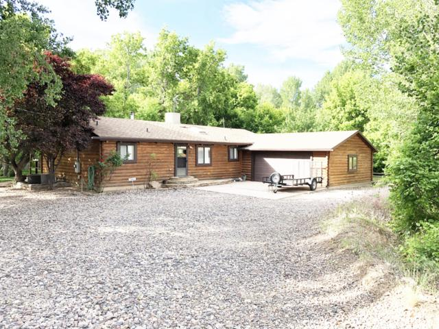 635 S Cottonwood Dr, Brookside, UT 84782 (MLS #19-204442) :: The Real Estate Collective