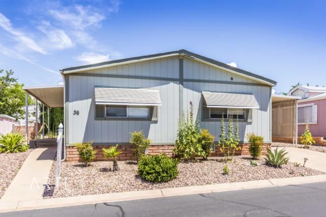 1526 N Dixie Downs #36, St George, UT 84770 (MLS #19-204453) :: The Real Estate Collective