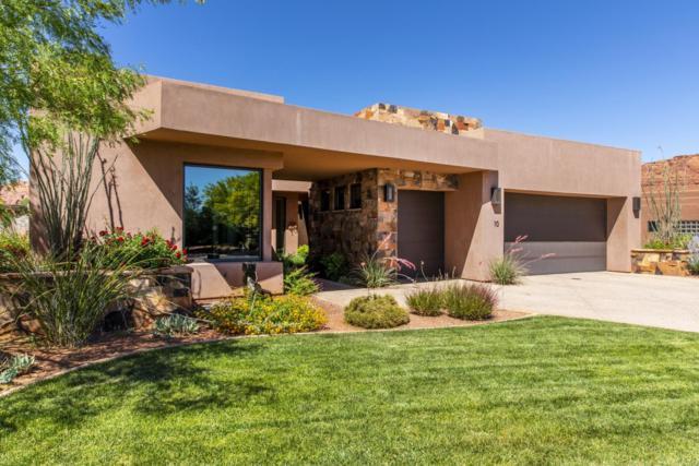 1500 Split Rock Dr #10, Ivins, UT 84738 (MLS #19-204471) :: The Real Estate Collective