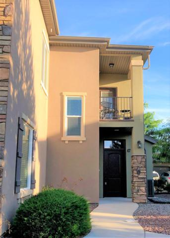 1177 N Northfield Rd #47, Cedar City, UT 84721 (MLS #19-204553) :: John Hook Team