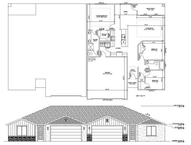 Lot 47 Painted Sands Way, Hurricane, UT 84737 (MLS #19-204557) :: The Real Estate Collective