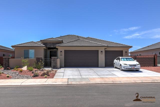 340 S Chia Ln, Ivins, UT 84738 (MLS #19-204590) :: The Real Estate Collective