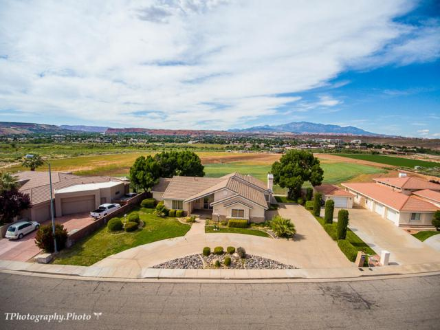 1065 Lizzie Ln, St George, UT 84790 (MLS #19-204594) :: The Real Estate Collective