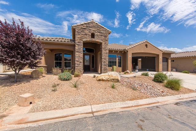 1390 W Morane Manor Dr, St George, UT 84790 (MLS #19-204639) :: Diamond Group