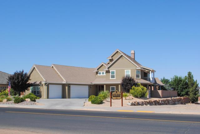 2624 S Little Valley Rd, St George, UT 84790 (MLS #19-204643) :: Red Stone Realty Team