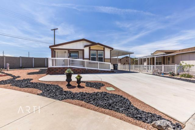 3817 W 20 N #21, Hurricane, UT 84737 (MLS #19-204663) :: Diamond Group