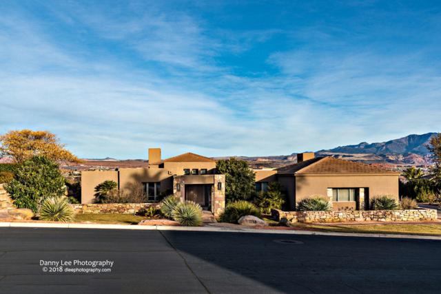 2259 Stone Cliff Dr, St George, UT 84790 (MLS #19-204721) :: Diamond Group