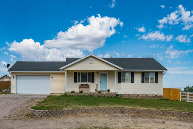 4465 N Sagebrush Drive, Cedar City, UT 84721 (MLS #19-204789) :: Remax First Realty