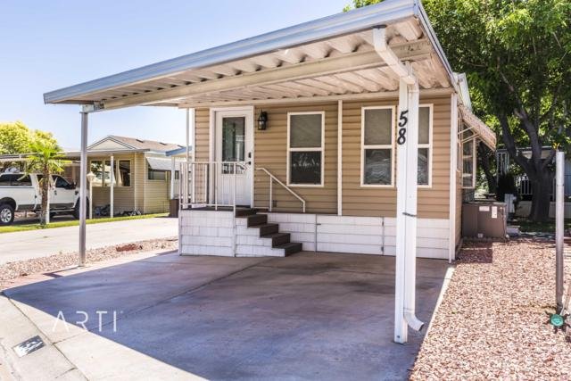 150 N 3050 E #58, St George, UT 84790 (MLS #19-204847) :: Remax First Realty