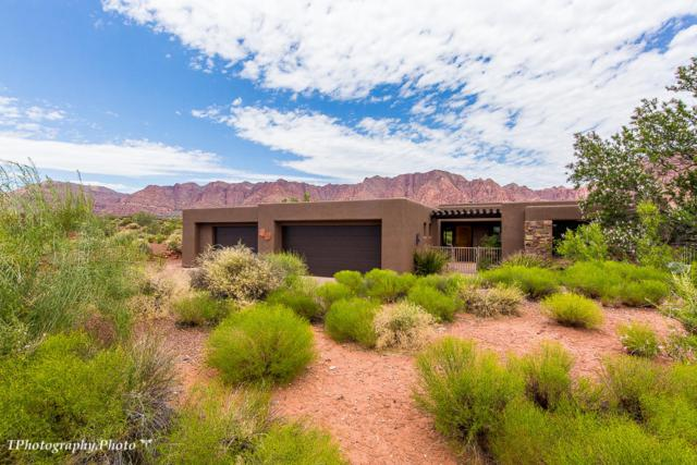 1150 Coyote Gulch Cir, Ivins, UT 84738 (MLS #19-204880) :: Remax First Realty