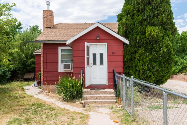 365 N 400 W, Cedar City, UT 84721 (MLS #19-204883) :: Remax First Realty