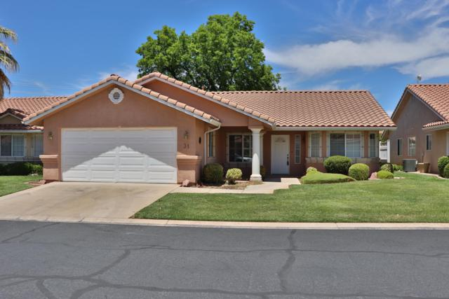 1825 W Mathis Park Place #31, St George, UT 84770 (MLS #19-204887) :: Remax First Realty