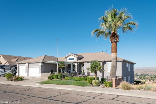 672 S Five Sisters Dr, St George, UT 84790 (MLS #19-205012) :: Remax First Realty