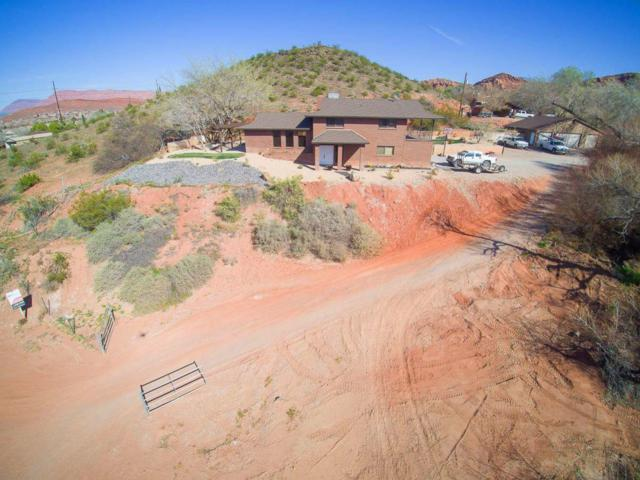 995 W Snow Canyon Parkway, St George, UT 84770 (MLS #19-205063) :: Remax First Realty