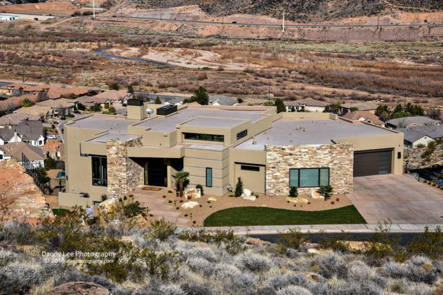 1849 Cliff Point Dr, St George, UT 84790 (MLS #19-205164) :: Platinum Real Estate Professionals PLLC