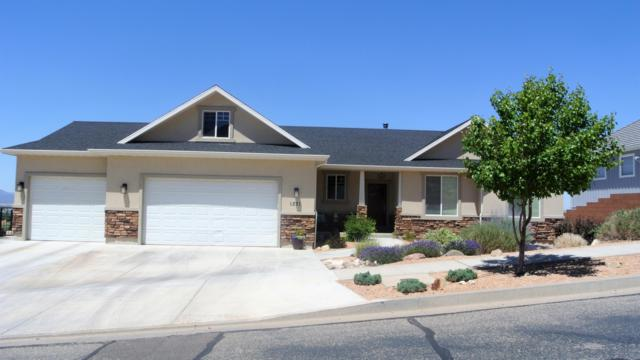 1331 N Knoll St, Cedar City, UT 84721 (MLS #19-205197) :: John Hook Team