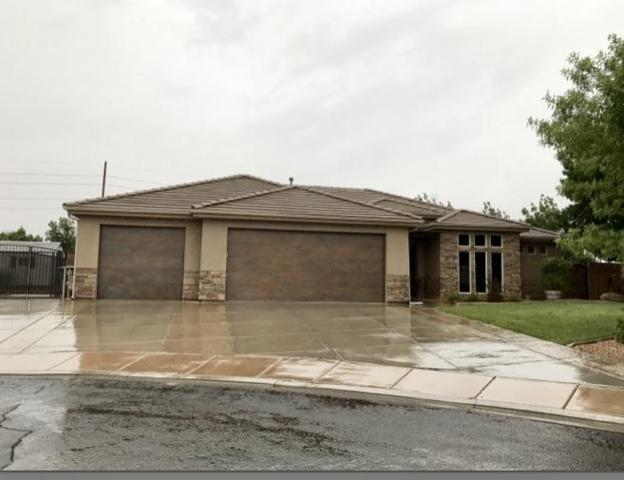 1029 E Red Brome Cir, Washington, UT 84780 (#19-205324) :: Red Sign Team