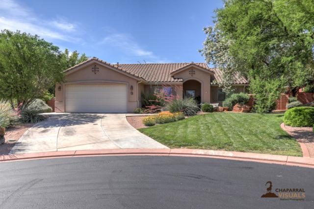 1173 W Snow Canyon Parkway #5, St George, UT 84770 (MLS #19-205340) :: The Real Estate Collective