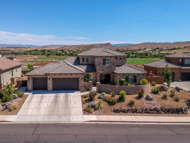 2453 W Malaga Ave, Santa Clara, UT 84765 (MLS #19-205351) :: Red Stone Realty Team