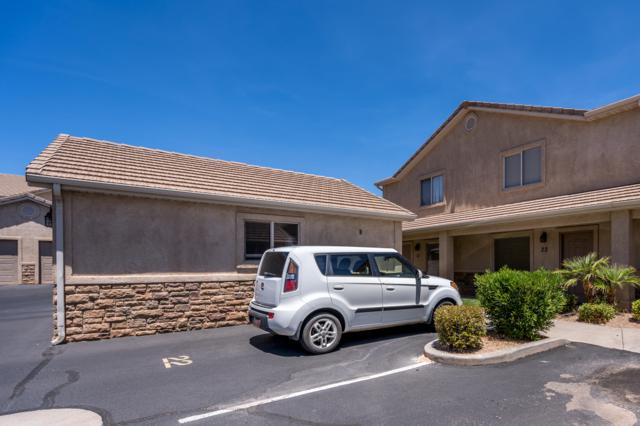 1167 E 400 S #22, St George, UT 84790 (MLS #19-205458) :: The Real Estate Collective