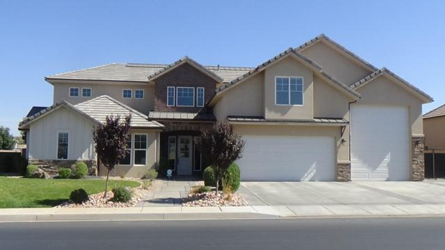 2253 E Crimson Ridge Dr, St George, UT 84790 (#19-205503) :: Red Sign Team