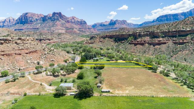 Lot 1 E Main, Rockville, UT 84763 (MLS #19-205505) :: Kirkland Real Estate | Red Rock Real Estate