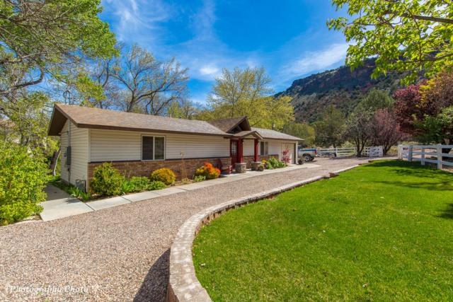 240 S Stagecoach, Brookside, UT 84782 (MLS #19-205540) :: Diamond Group