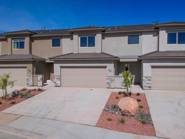 707 S Malorie Way #19, Ivins, UT 84738 (#19-205585) :: Red Sign Team