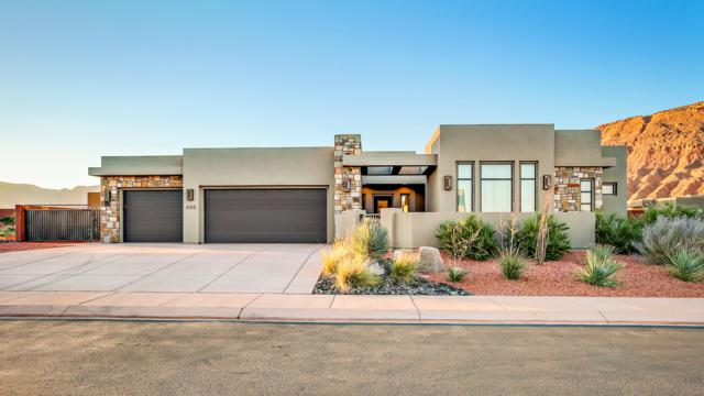 496 W 80 S, Ivins, UT 84738 (MLS #19-205589) :: Remax First Realty